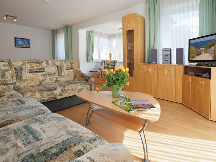 Hus Günter, Ferienwohnungen, Ahlbeck, Usedom, Wohnung Nautilus